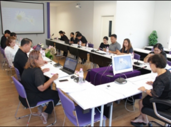วิทยาลัยนานาชาติ จัดประชุมเชิงปฏิบัติการการทบทวนแผนปฏิบัติการปี 2560 และแผนปฏิบัติการ ประจำปีงบประมาณ 2561