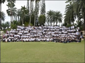 International College Held an English Camp 2017 at Nonh Nooch Pattaya Garden & Resort, Chonburi