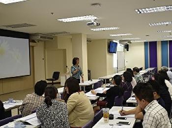 วิทยาลัยนานาชาติ มหาวิทยาลัยราชภัฏสวนสุนันทา จัดประชุมและชี้แจงการดำเนินงาน ประกันคุณภาพการศึกษา ระดับหลักสูตร ประจำปีการศึกษา 2560
