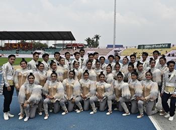 วิทยาลัยนานาชาติ เข้าร่วมงานกีฬาสุนันทาสามัคคี ครั้งที่ 29 ประจำปีการศึกษา 2561 ณ สนามกีฬา องค์การบริหารส่วนจังหวัดนนทบุรี