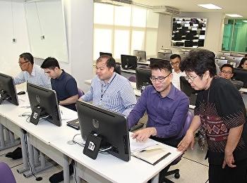 วิทยาลัยนานาชาติ มหาวิทยาลัยราชภัฏสวนสุนันทา จัดอบรมพัฒนางานวิจัยสู่นักศึกษาวิทยาลัยนานาชาติ ปีการศึกษา 2561