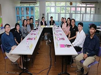 PSMT Monitoring Meeting at International College,  Suan Sunandha Rajabhat University