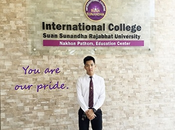 Congratulations to Mr. Benjarong Thaithiamsing a student from the International College advancing to a global competition!