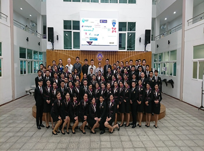 Welcome to SSRUIC Airline Business Internship Presentation 59 Group 1. Let's explore the new experiences together.