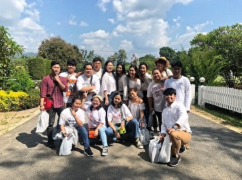 International college Suan Sunandha Rajabhat University The Hotel Mamagement Program organized a field trip to study at the PB Valley Khaoyai Winery, Nakhon Ratchasima.