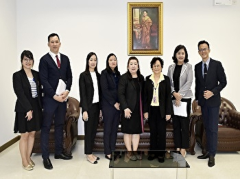 International college Suan Sunandha Rajabhat University Welcomed the audit committee from an organization that is responsible for certifying the performance of individuals according to professional standards. From the TPQI vocational institution