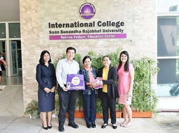Tourism Management International College of Suan Sunandha Rajabhat University invites professional guides. At the top level in Thailand Become a speaker providing knowledge and techniques for good preparation Before leaving the trip for students